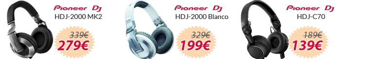 Pioneer hdj ofertas