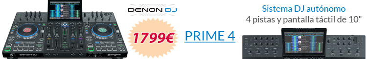denon prime 4 oferta mejor precio