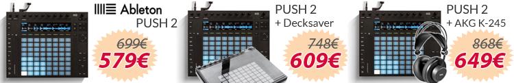 Ableton push 2 mejor precio oferta