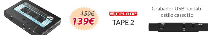 reloop tape oferta mejor precio