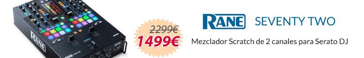 Rane Seventy two mejor precio oferta