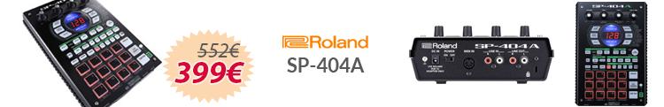 roland sp-404a mejor precio oferta