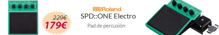 Roland sp one electro mejor precio oferta