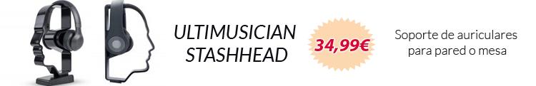 Stashhead soporte auriculares barato