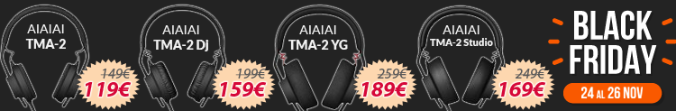 aiaiai tma 2 black friday
