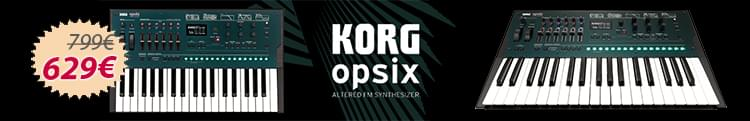 Korg Opsix Sintetizador