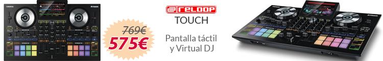 reloop touch oferta mejor precio