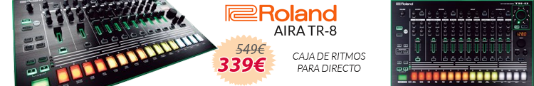 roland aira tr8 oferta precio