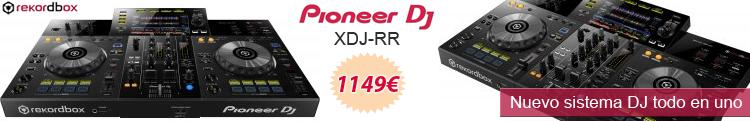 controlador dj pioneer oferta