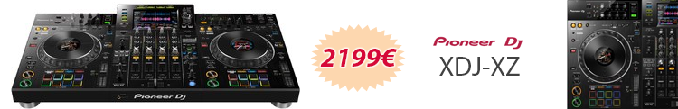 pioneer dj xdj-xz mejor precio oferta