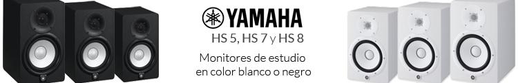 Yamaha HS monitores de estudio economicos